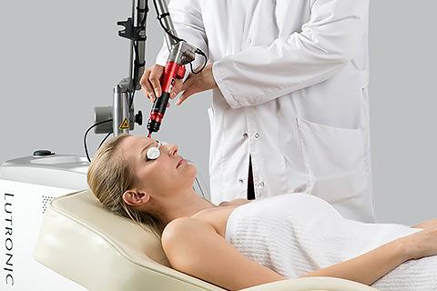 Лечение розацеа, купероза. красноты постакне в Л-Клиник