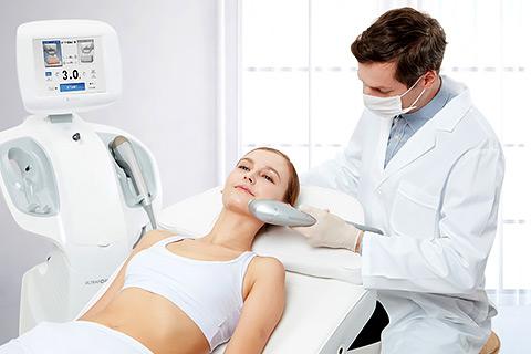 SMAS лифтинг Ультраформер в клинике лазерной косметологии Л-Клиник